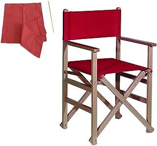 Amazon.es: Recambio Lona silla director
