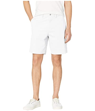 Lacoste Stretch Regular Fit Bermudas (White) Men