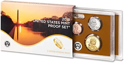 2018 S US Proof set Cameo Proof, Comes in Packaging from US mint Proof