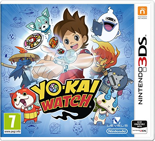 3Ds Yo-Kai Watch (Eu)