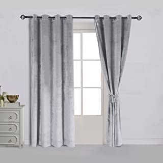 Best silver crushed velvet Reviews