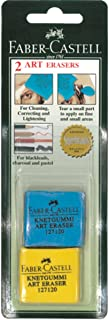 Faber-Castell 2 Kneadable Art Erasers, 127120-2, Colors May