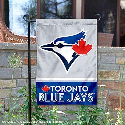 WinCraft Toronto Blue Jays Double Sided Garden Flag