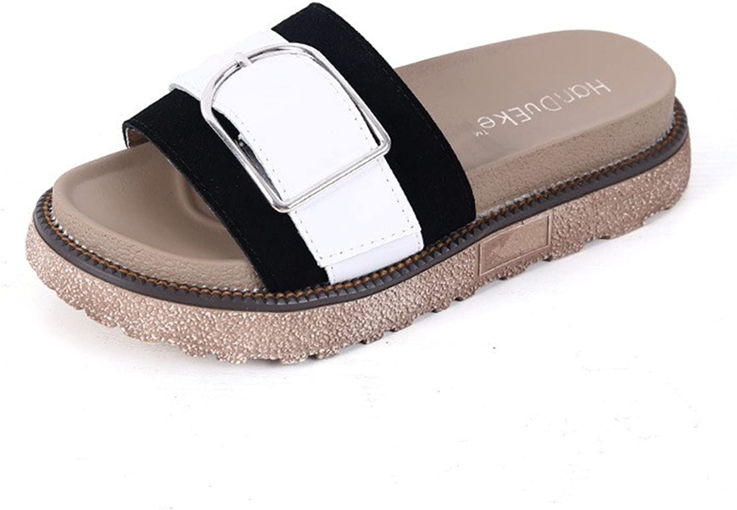 Woman Holiday Casual Platform Sandals Beach Slippers
