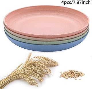 wheat fibre plates
