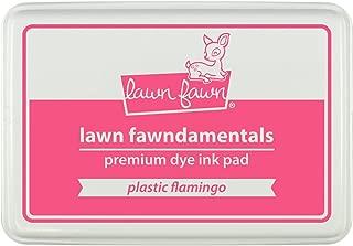 Lawn Fawn Dye Ink Pad-plastic Flamingo