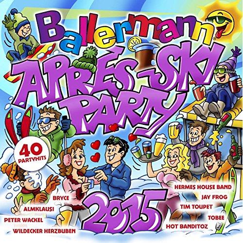 Ballermann Aprés Ski Party 2015
