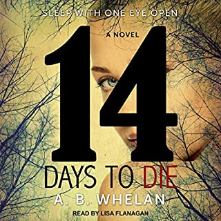 14 Days to Die audiobook cover art