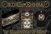 EXAMINATION OF BEING : (LTD SLIPCASE CD + T SHIRT VACUM PACKED SET) (T SHIRT SIZE: LARGE)