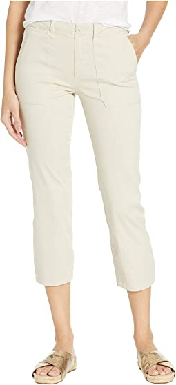 Peace Crop Chino Pants