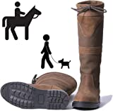 JHR The Waterproof Country Dog Walking Boots Wide Calf & Standard Calf