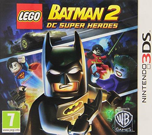 Nintendo LEGO Batman 2: DC Super Heroes Básico Nintendo 3DS Alemán, Holandés, Inglés, Español, Francés, Italiano vídeo - Juego (Nintendo 3DS, Acción / Aventura, Modo multijugador, E10 + (Everyone 10 +))