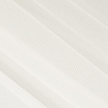Falk Fabrics 108'' Apparel Grade Tulle Oyster Fabric Fabric by the Yard