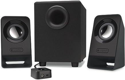 Logitech Z213 Multimedia Speakers 2.1, Nero/Antracite - Trova i prezzi più bassi