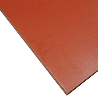 Silicone Sheet, 70A Durometer, Smooth Finish, No Backing, 0.125