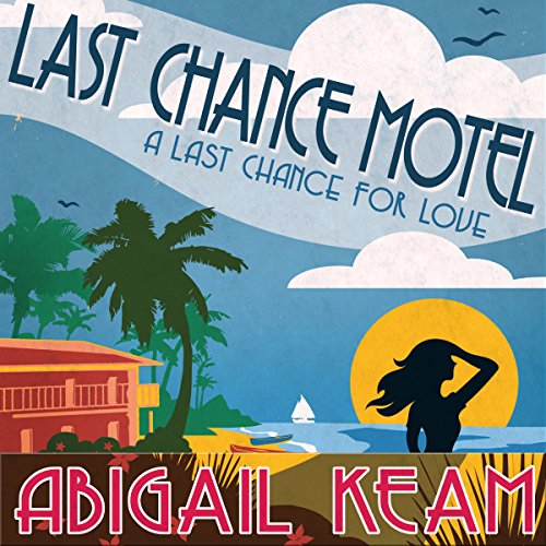 Last Chance Motel audiobook cover art