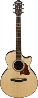 Ibanez AE205JR Acoustic Electric - Open Pore Natural