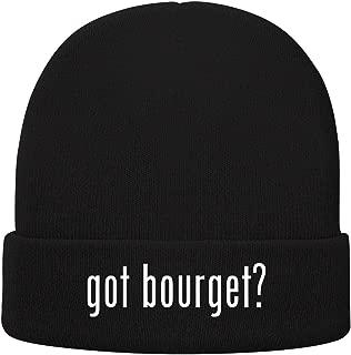 got Bourget? - Soft Adult Beanie Cap