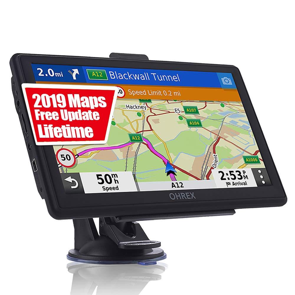 Navigation Vehicle Lifetime Assistance Directions