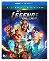 DC's Legends of Tomorrow: The Complete Third Season (DC) [Blu-ray]