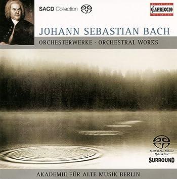 Bach, J.S.: Brandenburg Concerto No. 5 / Concerto for 2 Keyboards, Bwv 1061 / Overture (Suite) No. 2