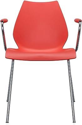SoBuy® FST40-HG - Silla plegable de madera con asiento acolchado: Amazon.es: Hogar