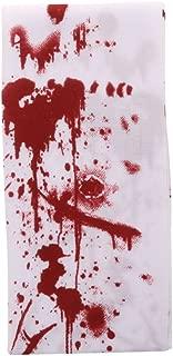 MagiDeal Blut beflecktes Strümpfe Halloween Kostüm Schenkel-hohe Socken Party Zombie