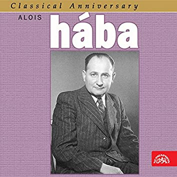 Hába: String Quartets