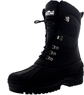 Mens Snow Hiking Mucker Duck Grafters Waterproof Saftey Thermal Boots