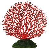 Asixx Artificial Ornamento de Coral, Decoración de La Planta de...