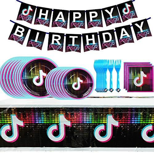 Tik Tok Birthday Party Supplies ...