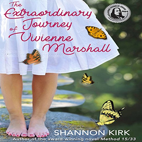 The Extraordinary Journey of Vivienne Marshall audiobook cover art