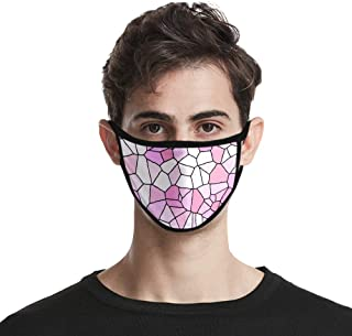 Face Bandanas for Protection, 【US Stock】- Outdoor Protection Bandanas Anti-Fog Safety- Breathable Wear - A B C D E F G H I J K