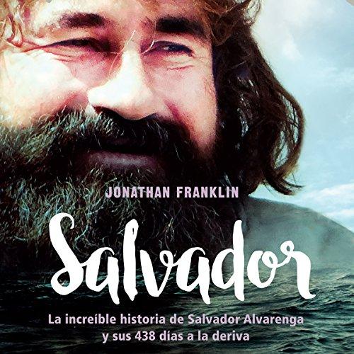 Salvador audiobook cover art