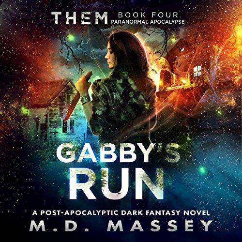 Gabby's Run audiobook cover art