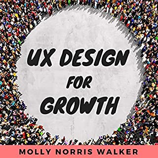 UX Design for Growth cover art