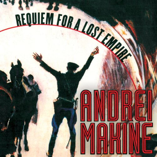 Requiem for a Lost Empire audiobook cover art