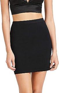 7c094ad48b SheIn Women's Stretch Above Knee Mini Short Bodycon Pencil Skirt