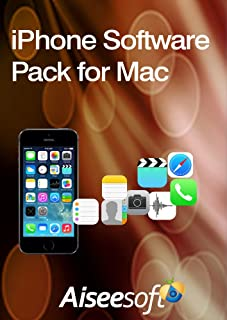 Aiseesoft iPhone Software Pack for Mac [Download]