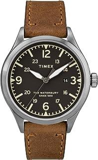 Waterbury Originals Modern Unisex Watch/Black