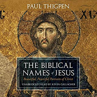 The Biblical Names of Jesus cover art