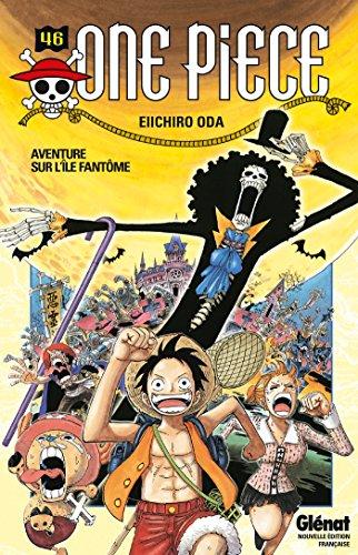 One Piece - Édition originale - Tome 46: Aventure sur l'île fantôme