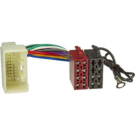 Tomzz Audio 7037 003 Radio Adapter Kabel Passend Für Elektronik