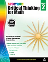Spectrum Critical Thinking for Math, Grade 2