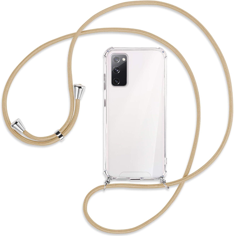 Coque pour Smartphone /à Porter au Cou - Camouflage /Étui /à bandouli/ère Cordon mtb more energy/® Collier pour Samsung Galaxy S20 FE SM-G780, 6.5