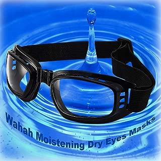 Wahah Multi-Functional Dry Eyes Relief Mask, Eye Mask for Dry Eyes,Dry Eye Mask,Nighttime Dry Eye Mask,Dry Eyes Sleep Mask