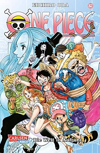 One Piece 82: Piraten, Abenteuer und der größte Schatz der Welt!