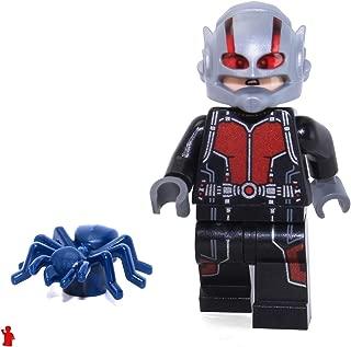 LEGO Marvel Superheros Ant Man Loose Minifigure Scott Lang Avengers