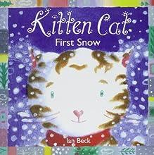 Kitten Cat: First Snow