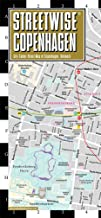Streetwise Copenhagen: City Center Street Map of Copenhagen, Denmark (Michelin Streetwise)